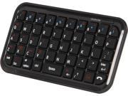 Eagle Tech Arion Bluetooth Keyboard w/Speaker & Mic for Tablets,Phones& Consoles