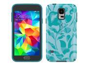 Speck Products Candyshell Inked Wallflowers Blue / Atlantic Blue High-Res Graphics Case for Samsung Galaxy S5 SPK-A2858