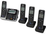 Panasonic KX-TG7874S 4 Handset Cordless Phone