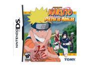 Naruto: Path of the Ninja Nintendo DS Game