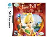 Tinker Bell and the Lost Treasure for Nintendo DS