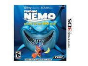 Finding Nemo: Escape to the Big Blue Nintendo 3DS Game