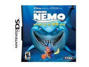 Finding Nemo: Escape to the Big Blue Nintendo DS Game