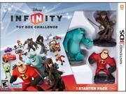 Disney INFINITY Starter Pack Nintendo 3DS