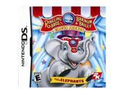 Ringling Bros. & Barnum and Bailey Circus Nintendo DS Game