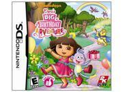 Dora the Explorer: Big Birthday Adventure DS Game