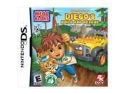 Go Diego Go!: Build and Rescue Nintendo DS Game