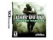 Call of Duty 4: Modern Warfare Nintendo DS Game