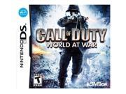 Call of Duty: World At War Nintendo DS Game