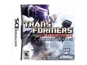 Transformers: War for Cybertron Decepticons Nintendo DS Game