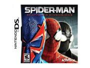 Spiderman: Shattered Dimensions Nintendo DS Game