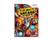 Top Shot Arcade Wii Game