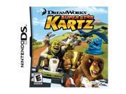 Dreamworks Super Star Kartz Nintendo DS Game