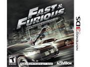 Fast and Furious: Showdow Nintendo 3DS Game