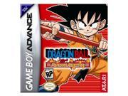 Dragon Ball Advanced Adventure GameBoy Advance Game ATARI