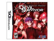 Shin Megami Tensei: Devil Survivor Nintendo DS Game