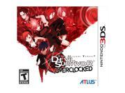 Shin Megami Tensei: Devil Survivor Overclocked 3DS Nintendo 3DS Game