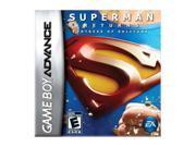 Superman Returns GameBoy Advance Game EA
