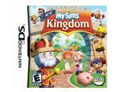My Sims Kingdom Nintendo DS Game