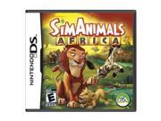 Sim Animals: Africa Nintendo DS Game