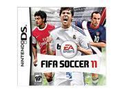 Fifa Soccer 11 Nintendo DS Game
