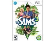 Sims 3 Wii Game