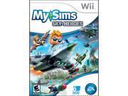 MySims SkyHeroes Wii Game