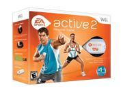 EA Sports Active 2.0 Bundle Wii Game