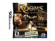 Rooms Nintendo DS Game