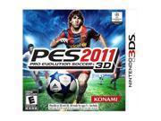 Pro Evolution Soccer 2011 3DS Nintendo 3DS Game