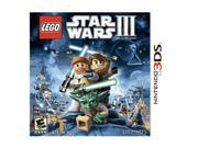 Lego Star Wars III: Clone Wars Nintendo 3DS Game