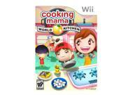 Cooking Mama World Kitchen Wii Game