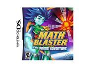 Math Blaster in the Prime Adventure Nintendo DS Game