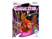 Go Play Circus Star Wii Game