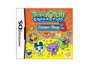 Tamagotchi Connection: Corner Shop 3 Nintendo DS Game