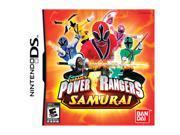 Power Rangers Samurai Nintendo DS Game