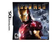 Iron Man Nintendo DS Game