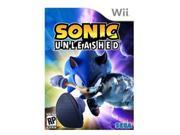 Sonic Unleashed Wii Game