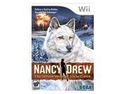 Nancy Drew: The White Wolf Wii Game