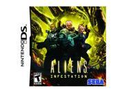 Aliens: Infestation Nintendo DS Game