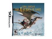 Final Fantasy: 4 Heroes of Light Nintendo DS Game