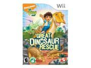 Go Diego Go: Great Dinosaur Rescue Wii Game