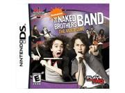 Naked Brothers band Nintendo DS Game