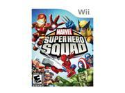 Marvel Super Hero Squad Wii Game