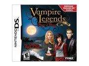 Vampire Legends: Power of Three Nintendo DS Game