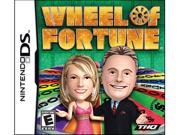 Wheel of Fortune Nintendo DS Game