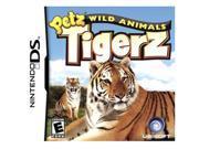 Petz Wild Animals: Tigerz Nintendo DS Game