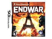 Tom Clancy's EndWar Nintendo DS Game