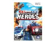 Emergency Heroes Wii Game
