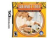 Gourmet Chef Nintendo DS Game